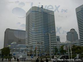 幕張テクノガーデンD棟(東高層館)